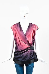Narciso Rodriguez Purple Top Multi-Color