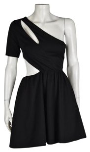 Nasty Gal Womens Cut Out Above Knee One Sheath Dress