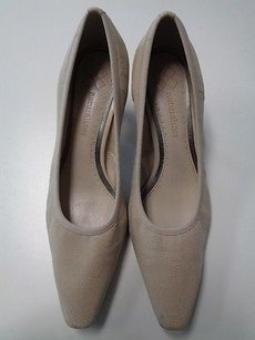 Naturalizer Beige And Brown Pumps