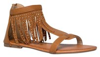 Nature Breeze Brown Sandals