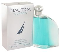 Nautica NAUTICA CLASSIC by NAUTICA ~ Men's Eau de Toilette Spray 3.4 oz