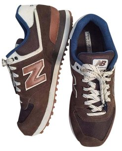 New Balance Brown/Navy Athletic
