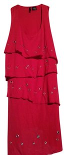 New Directions short dress Red on Tradesy