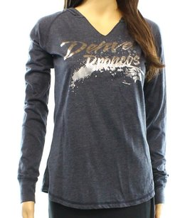 NFL Juniors Collection Knit Long Sleeve Top