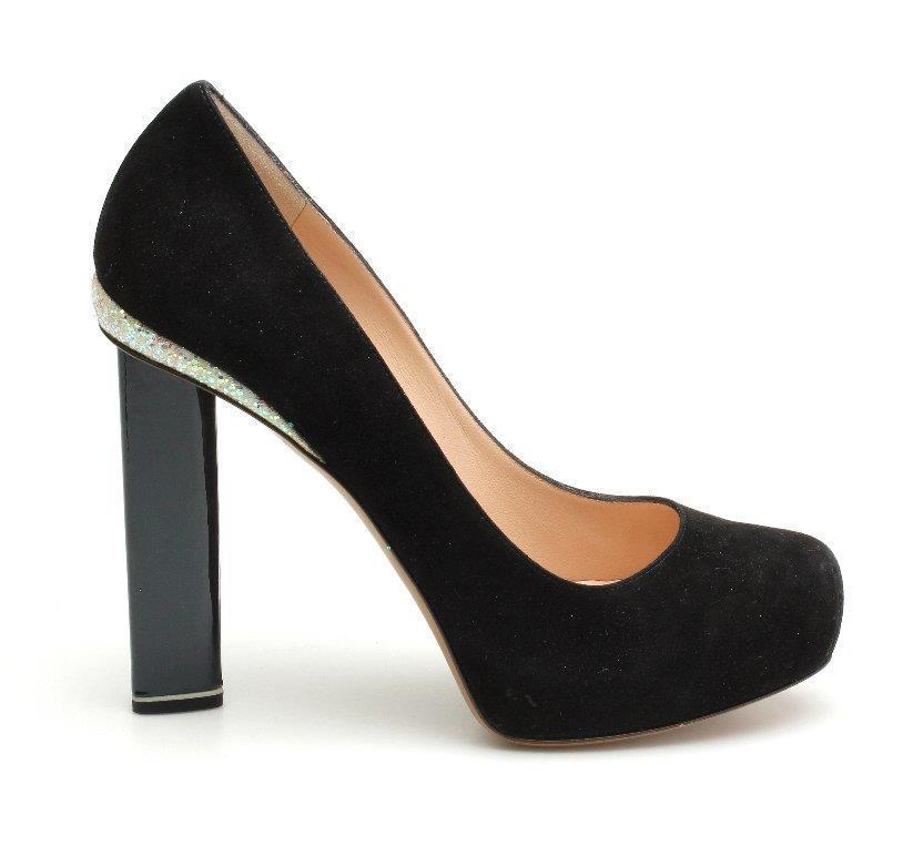 Nicholas Kirkwood Round-Toe Platform Pumps sneakernews for sale cheapest price cheap online discount outlet jba6H