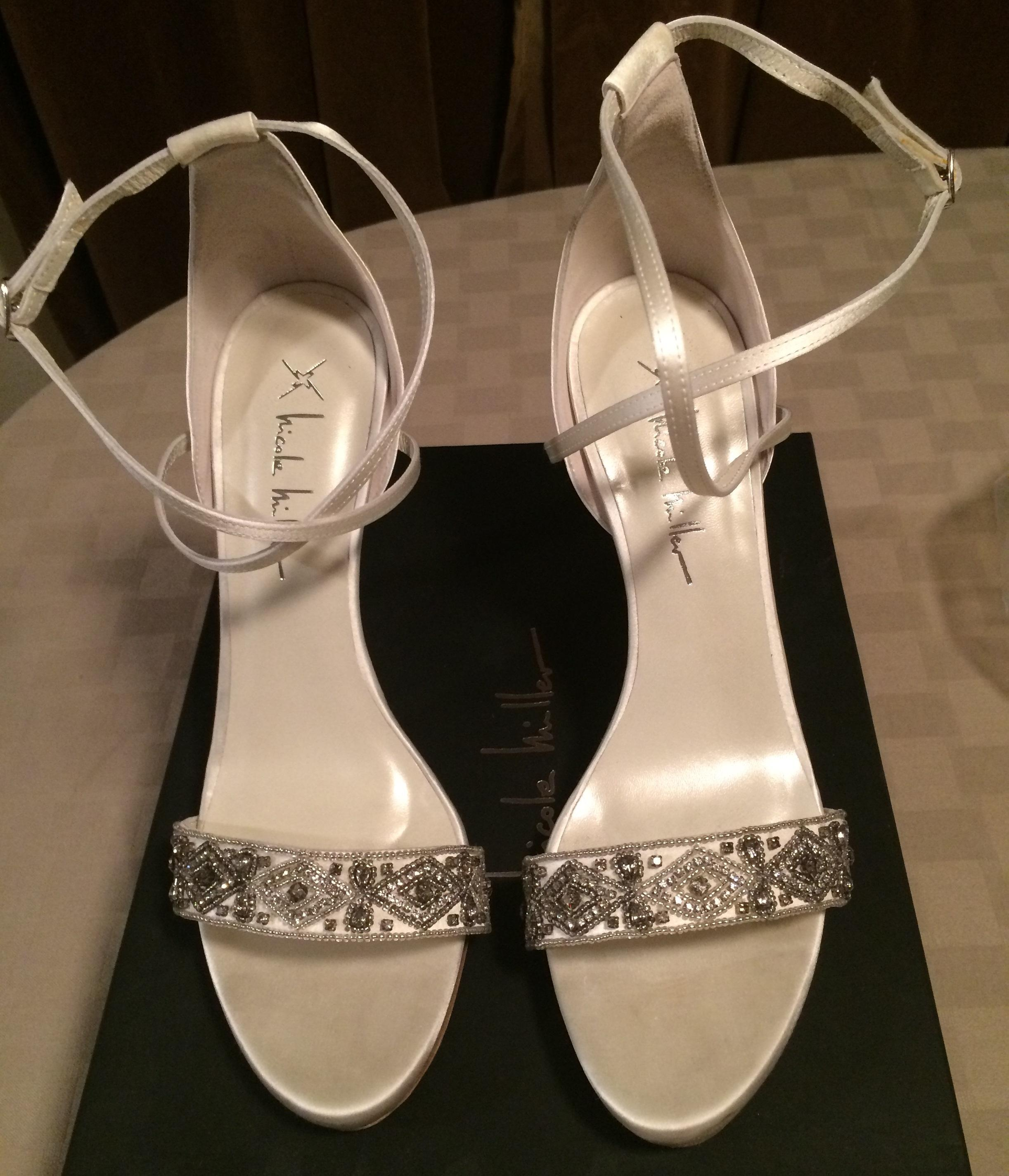 Nicole Miller Bridal Wedding Shoes on Sale, 49% Off ...