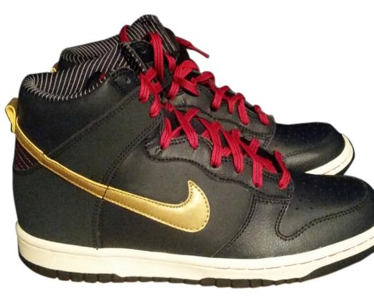 nike marine / or / / / Blanc  dunk baskets taille nous , 8426bf
