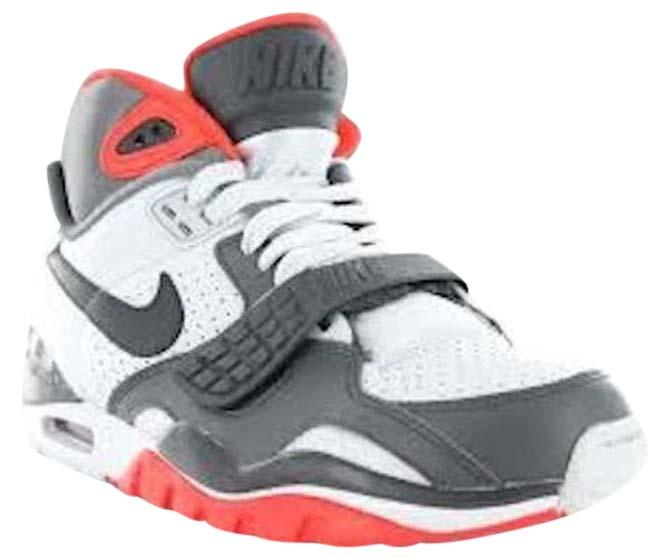 nike hommes & & & # ; s air formateur sc ii baskets taille f56d42