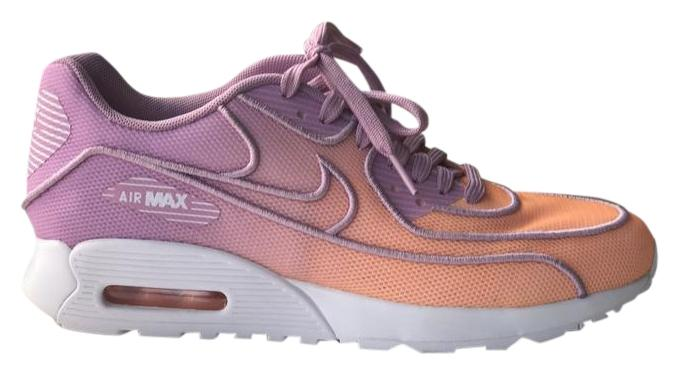 Nike Sunset Glow/Sunset Glow/Orchid/White Air Max 90 Ultra 2.0 Breathe 9 (Us) Sneakers Size US 9 Breathe Regular (M, B) 3e54d7