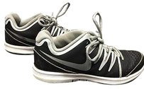 Nike Vapor Court N Gray Low Top Lace Up Casual Basic Sneakers B2134 Black Athletic