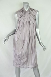 Nina Ricci short dress Lavender Womens on Tradesy