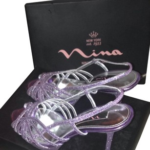 Nina Shoes Lilac Formal