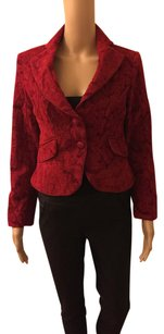 Nine West Red Jacket