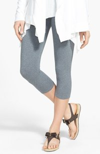Nordstrom Capris Cotton Blends Cropped Pants