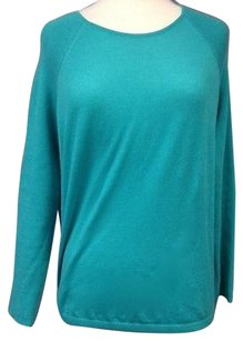 Nordstrom Collection Aqua Sweater