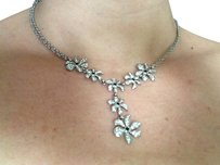 Nordstrom Lovely Flower necklace