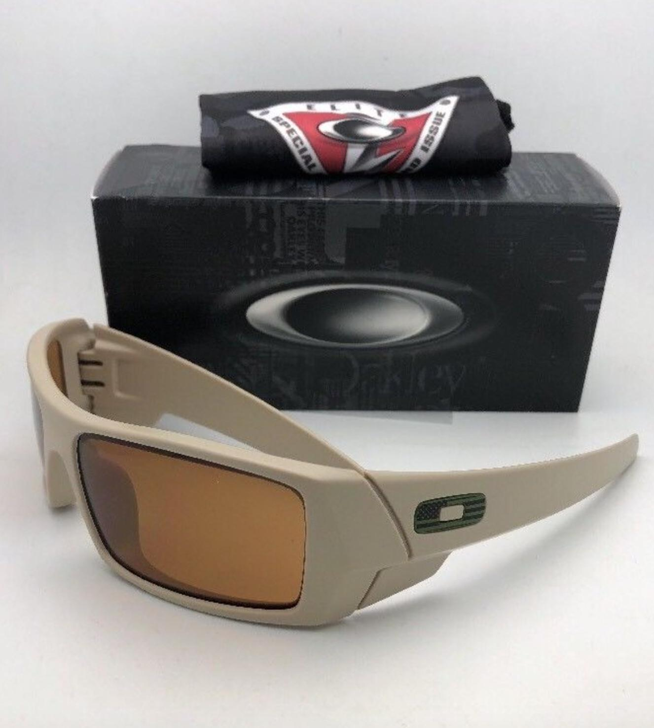 182ed44dbb ... coupon code for icon oakley gascan flag oakley gascan 11 015 60 15  desert with bronze