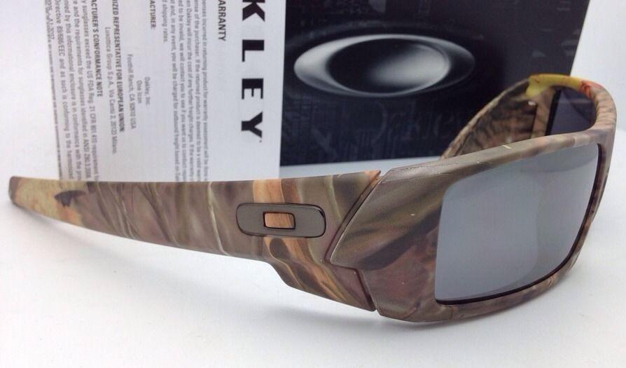 oakley gascan sunglasses kings  oakley new oakley sunglasses 03 483 gascan king s woodland camo frame wblack iridium lenses 13772596 5 0