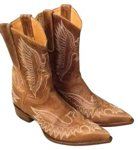 Old Gringo Cowgirl Brown Boots