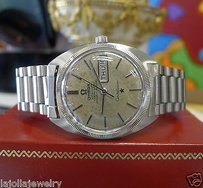 Omega Mens Vintage Omega Automatic Constellation Chronometer Officially Certified