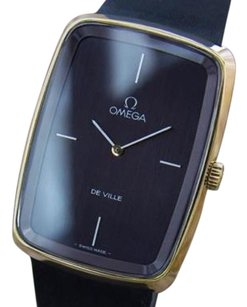 Omega Omega Deville Swiss Made Mens 1970s Gold Plated Manual Vintage Watch Mx26