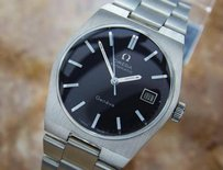 Omega Omega Geneve Vintage Late 1960s Mens Automatic Stainless Steel Watch H20