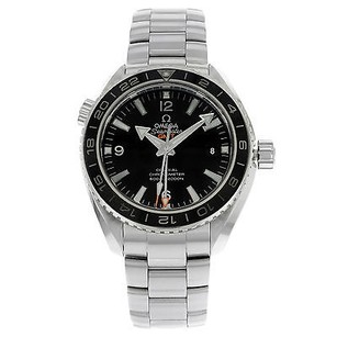 Omega Omega Planet Ocean Gmt 232.30.44.22.01.001 Steel Automatic Mens Watch