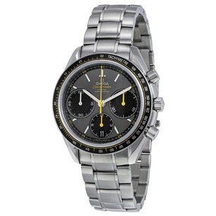 Omega Speedmaster Racing Automatic Grey Dial Stainless Steel Men's Watch