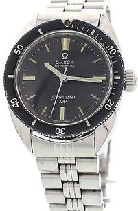 Omega Vintage Omega Seamaster 120 Stainless Steel Watch 565.007