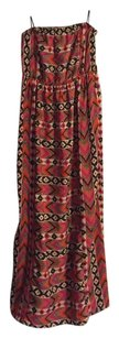 Multi Maxi Dress by One Clothing