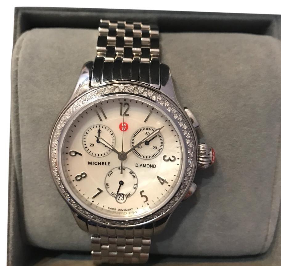 ONE DAY SALE!! Michele watch NWT