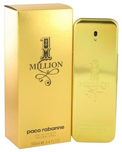 Other 1 Million By Paco Rabanne Eau De Toilette Spray 3.4 Oz