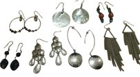 Other 7 Pair of Dangling Earrings