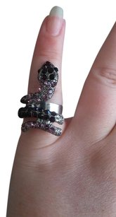 Other Adjustable Jeweled Snake Ring
