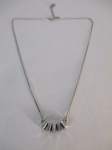 Other American Eagle Oufitters Aeo Dainty Rectangle Crystal Necklace Set