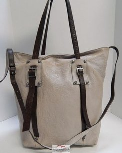 Other Sons Convertible Crossbody Tote in Brown