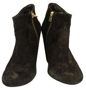 Other Steve Madden Panelope Womens Suede Black Boots