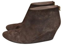 Avril Gau Loty Suede Brown Boots