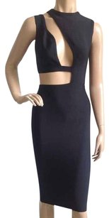 Other Bandage Cut-out Elegant Evening Sleeveless Dress