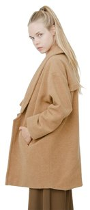 Objects Without Meaning Camel Coat