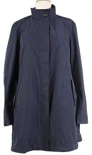 Facconnable Womens Navy Blue Jacket