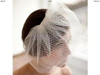 Birdcage Veil High Quality With Comb