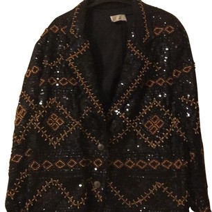 NWOT, Other Black and brown Blazer