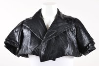 Isabel Toledo Black Silk Knit Jacket