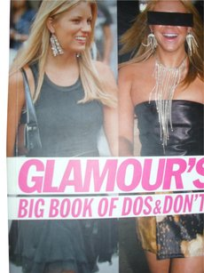 Book edited & published by Glamour Magazine editors Do and Don't fashion & style what to wear & how