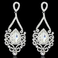 Bridal Or Special Occasion Earrings