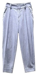 Alice Olivia Capri/Cropped Pants Light Blue