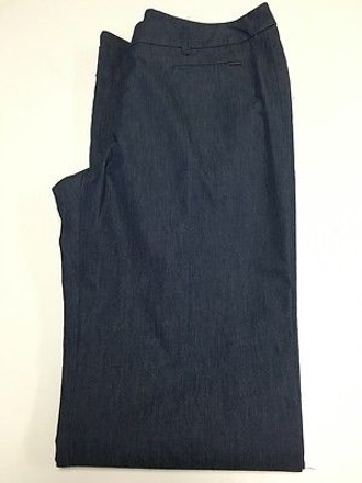 outlet Laurel Wash Cotton Blend Bell Bottom Denim Look Pants Sm2324 #15241636 - Pants