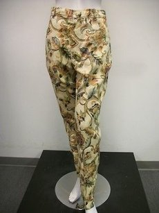 Other My Boyfriends Back Floral Print Style Je4012 100 Pants