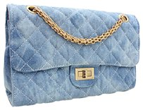 Other Blue Gold Clutch